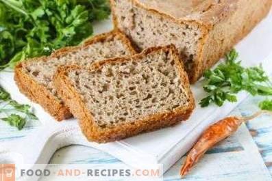Kādā temperatūrā maizes cepšanai