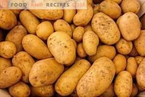 Kā iesaldēt kartupeļus