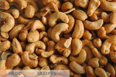 How to store cashews