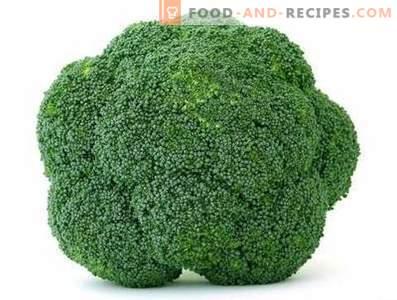 Jak przechowywać brokuły