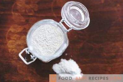 Как да измерим 100, 200 грама брашно