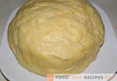 Sālītais mīklas pīrāgs