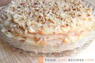 Napoleon-Kuchen