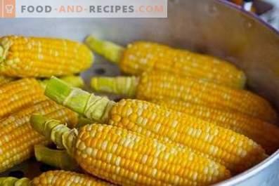 Maïs: avantages et inconvénients pour la santé