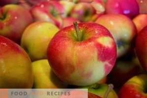 Cómo almacenar manzanas