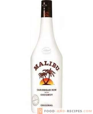 Come bere Malibu liquore